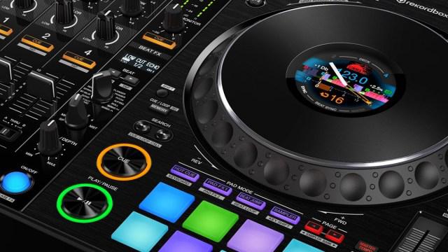 Staton DJC.4 Virtual DJ Digital thiết lập đơn giản dễ sử dụng 5