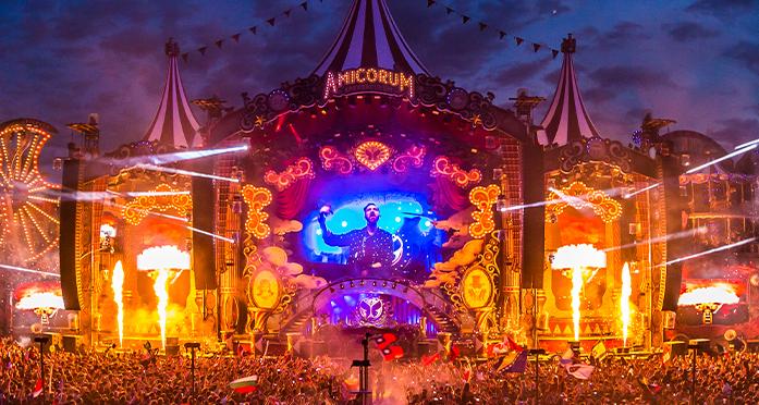 Đại nhạc hội Tomorrowland 2018 kết thúc chưa đầy 3 ngày, aftermovie đã chính thức lên sóng!